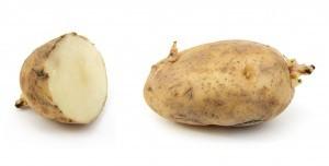 Aardappeltransport