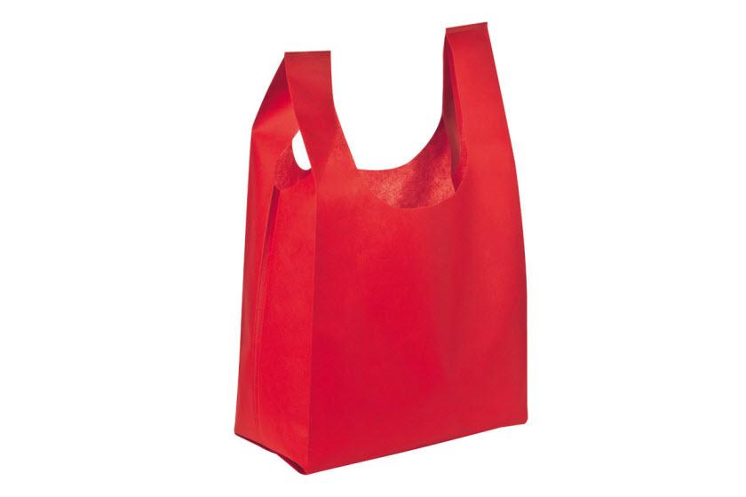 Gemakkelijk opvouwbare tassen bedrukken