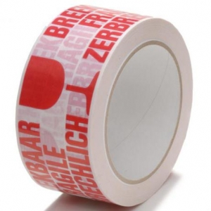 tape met logo