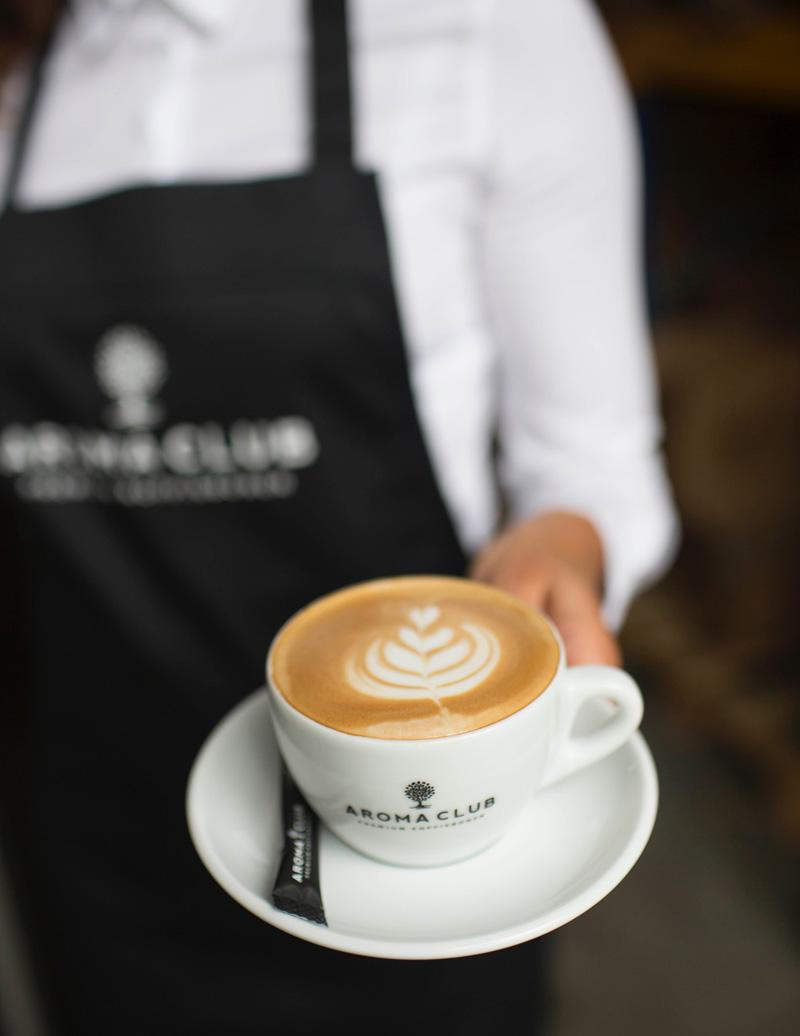 Koffie op het werk is het belangrijkste drankje van de dag