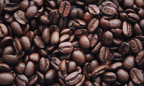 Koffiemachine met power op kantoor